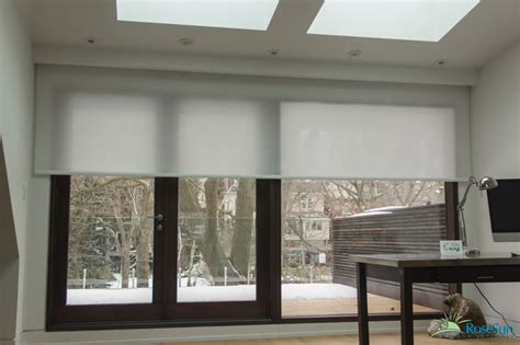 house window blinds motorized blinds for the office modern home theater