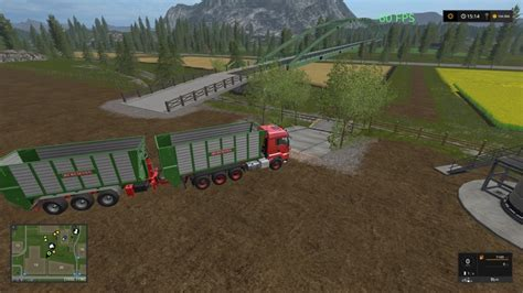 Passing Ls by Goldcrest Usa V 1 6 Fs 2017 Farming Simulator 2017 Fs Ls Mod