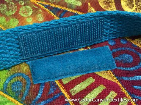 colored velcro custom color velcro to the rescue cedar textiles