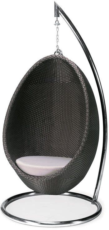Patio Egg Chair 25 Best Ideas About Hanging Egg Chair On Pinterest Egg Chair Patio Bed And Wicker Patio Chairs