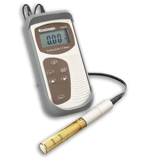 Eutech Ecoscan Temp 5 Temperature Meter 1 eutech instruments products by parameter