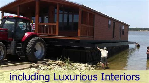 Home Again Interiors Floating Vacation Homes Or Dockominiums For Sale On Lake