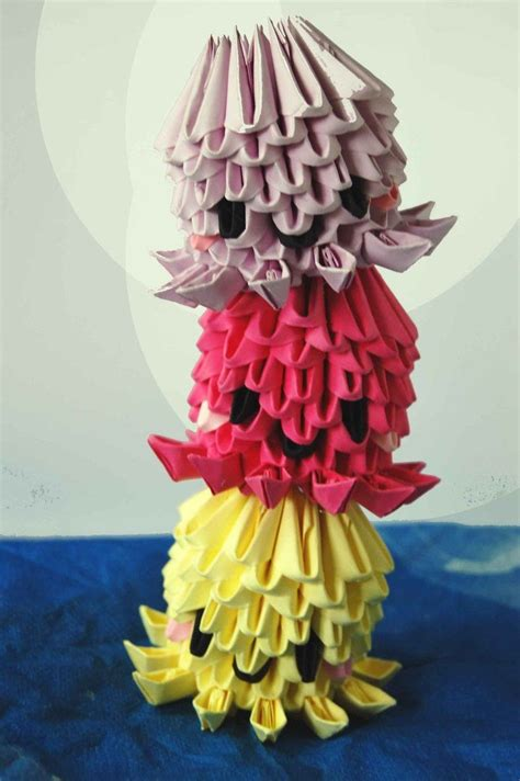 3d Origami Ideas - 25 best ideas about 3d origami on modular
