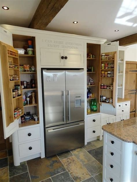 Larders And Pantries by Pantry Cabinets Pantry And Kitchen Ideas On