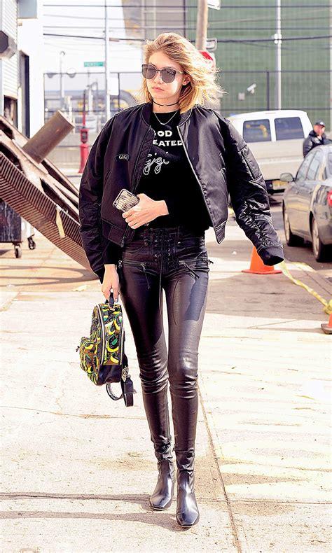 style fashion gigi hadid s new york fashion week style