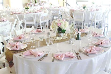 shabby chic reception tables shabby chic wedding pinterest