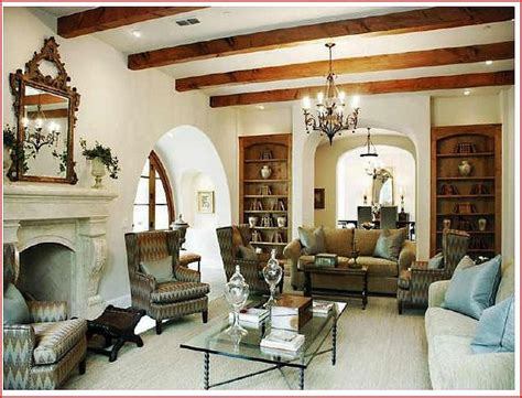 Wood Beams In Living Room by Living Room Wood Beams For The Home