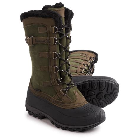 waterproof boots for kamik citadel pac boots for save 84