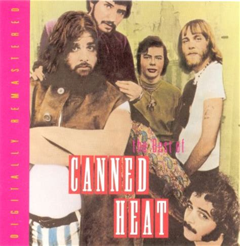 best heat canned heat discographie