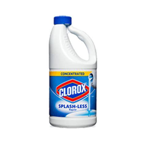 regular bleach | clorox