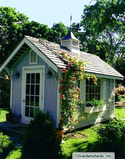 best 20 cottage garden sheds ideas on yard