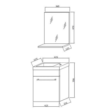 mobili bagno piccole dimensioni mobile per bagno salvaspazio con specchio e lada kvstore