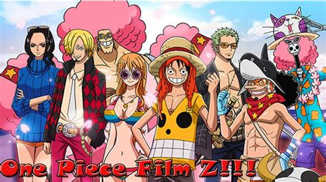 keanehan film one piece one piece film z coming to the u s europe youtube