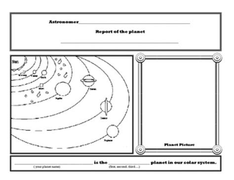 Planet Research Project Outline by 412 Best Images About Science On Research Projects Activities And Student