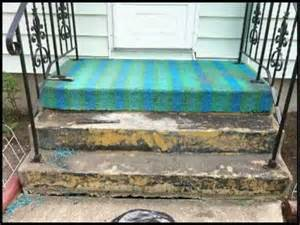 How To Remove Carpet Glue From Wood Stairs by Carpet Turf Vs Stoneeffects Coating Youtube