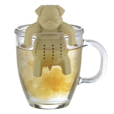 pug tea infuser the top 20 brilliant and unique gifts for tea vinspire