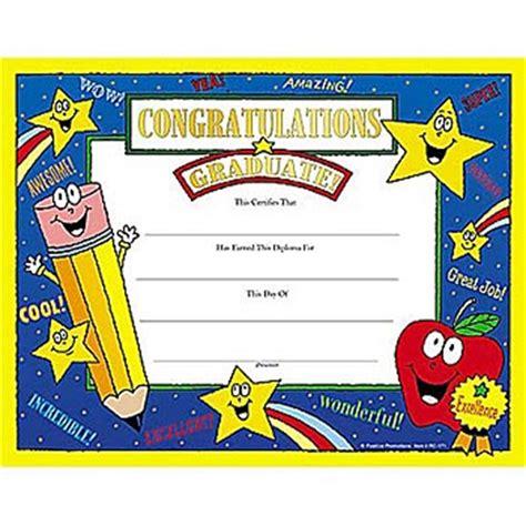 congratulations certificate congratulations graduate foil sted certificates