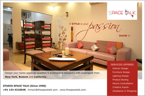 Home Furnishing Design Studio In Delhi Interior Design And Furniture Design Studio Space Talk