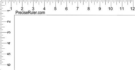 figuras de reglas en pulgadas sin centimetros regla online para medir desde tu pantalla