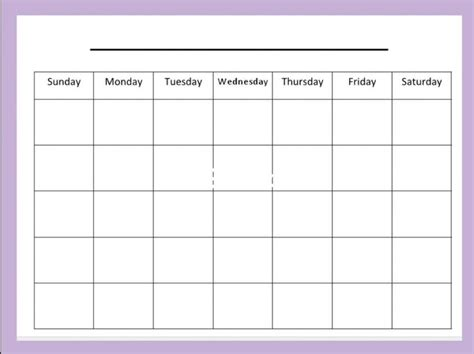 work schedule calendar template best 25 blank calendar ideas on free blank