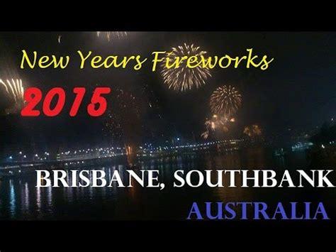 new year brisbane 2015 new years fireworks 2015 brisbane city south bank