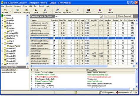 pay per click bid management ppc optimization ppc bid management software