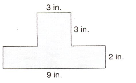 irregular shapes area worksheet area of irregular figures proprofs quiz