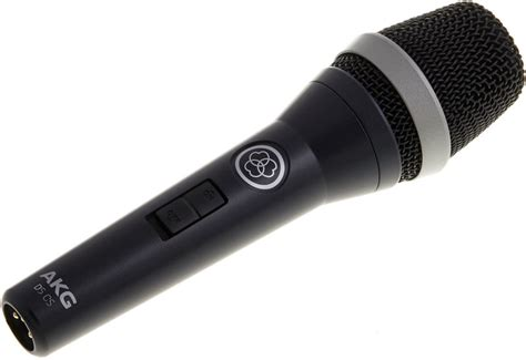 Akg D5 Microphone Black akg d5 cs thomann uk