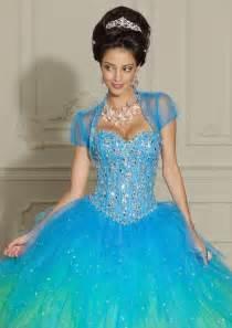 vestidos de quinceañera color aqua vestidos vaporosos de xv a 241 os 2013 color azul http