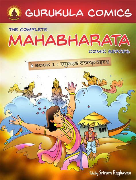 mahabharata picture book mahabharata story comic books
