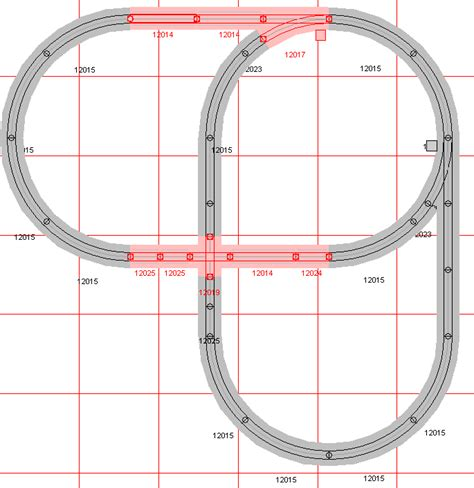 ho layout guide the trainz com guide to lionel fastrack track layouts