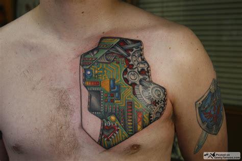 circuitry tattoo geeky tattoos part 31