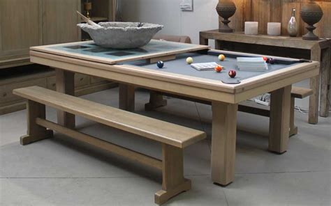 how to make a pool table dining top dining top pool