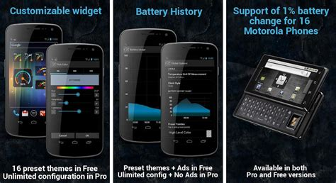 widgets on android best battery widgets for android phones and tablets android authority