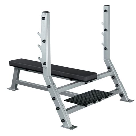 bench body flat olympic bench body solid sfb 349g insportline