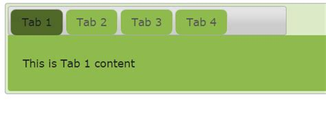 creating jquery tabs how to create jquery tabs by ui plugin with 5 exles a