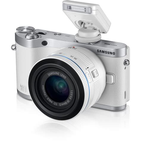 Kamera Samsung Mirrorless Nx samsung nx300 mirrorless digital ev nx300zbfuus b h