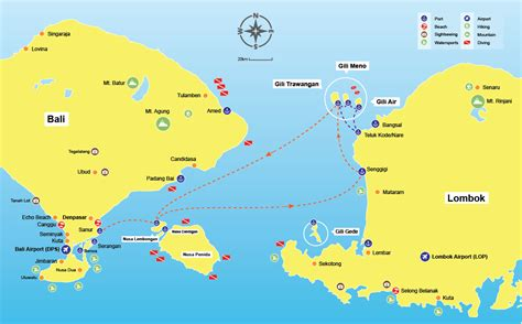 bali to lombok fast boat how long fast boat from bali to gili book your bali fast boat to