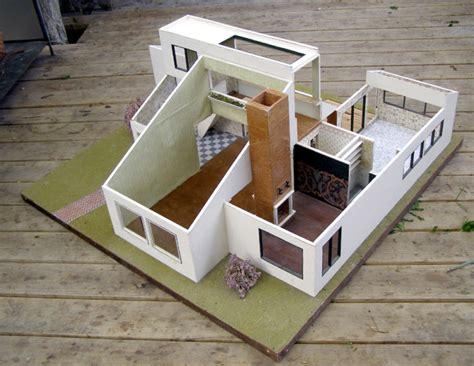 miniature homes models modern mini houses