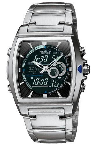Casio Edifice Efa 100 By I2y Store casio efa 120d 1a edifice mens 100m stainless steel dress
