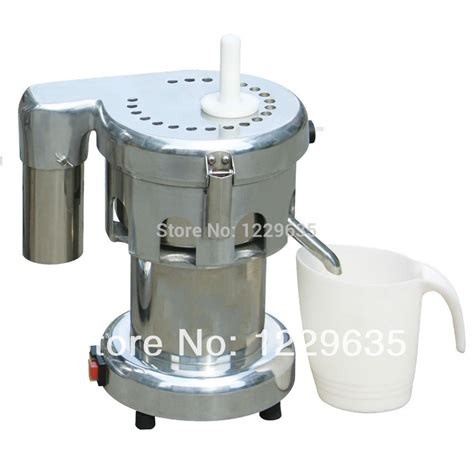 Juicer Automatic 7 In 1 commercial 370w stainless steel automatic pulp ejection