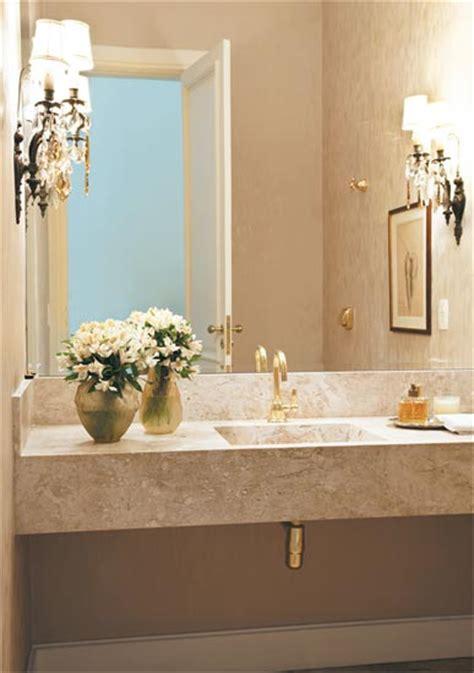 Bathroom Mirrors And Lighting Ideas cinco lavabos com decora 231 227 o de encher os olhos spaces