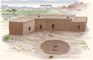 pueblo indian homes pueblo ii houses pueblo indian history for