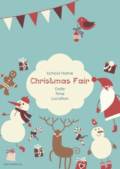 xmas raffle ideas ptaprintshop co uk christmas poster 3