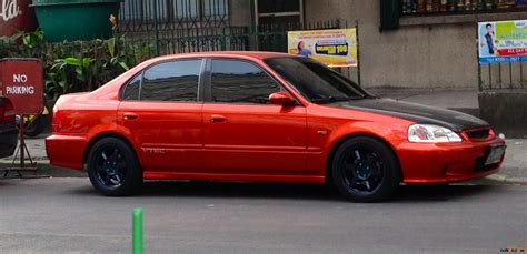 1999 Honda Civic For Sale by Honda Civic 1999 Car For Sale Metro Manila