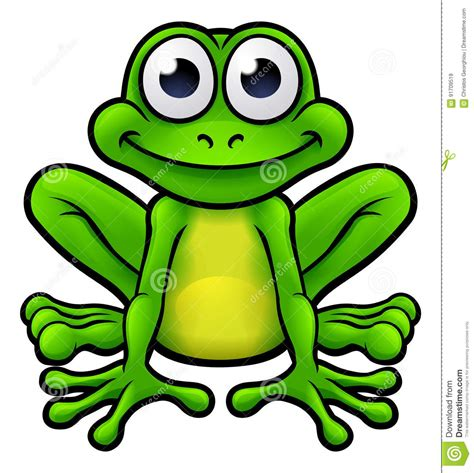 Imagenes De Ranas Animadas Navideñas | personaje de dibujos animados de la rana ilustraci 243 n del