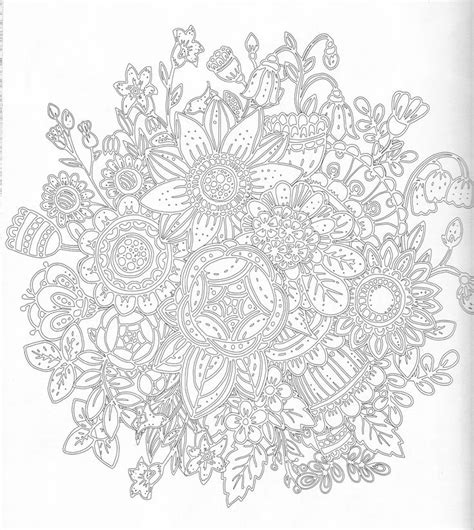 colouring books for adults templates the forest adult coloring book pg 41 color pages