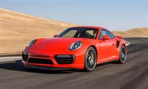 2017 porsche 911 turbo first drive – review – car and driver