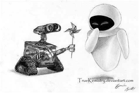 Wall E Sketches by Drawings Of Wall E Wall E Sketch By Truekemistry