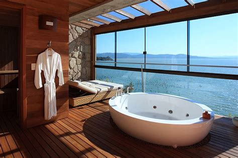 Curtains For Bathroom Window Ideas by 50 Magnificent Luxury Master Bathroom Ideas Full Version